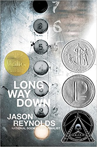 Book cover of 'A Long Way Down'