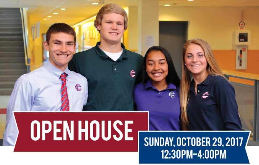Open House Students