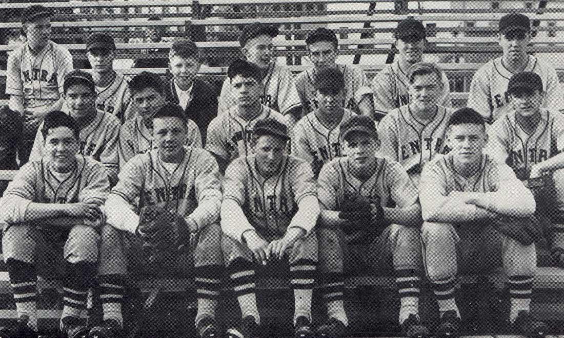 Baseball Team ~ 1948
