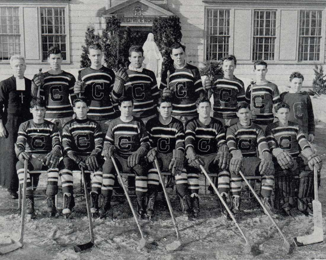 Hockey Team ~ 1948