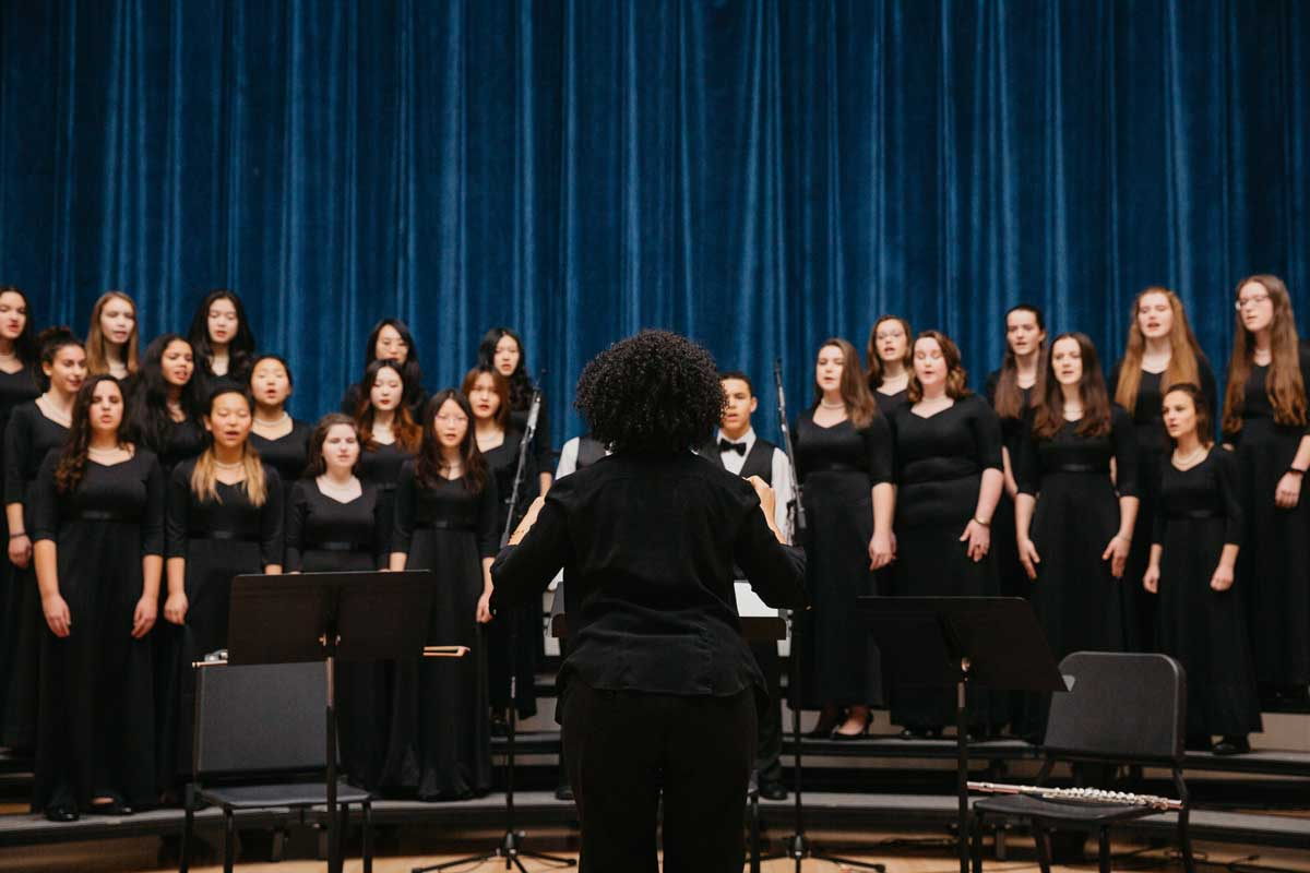 Come Together in Song for our Choir and A Cappella Concert on Saturday, May 12