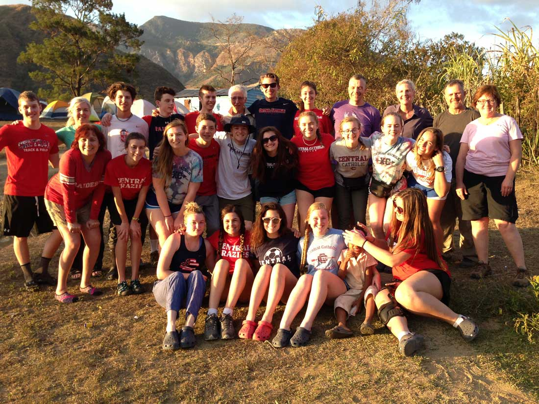 Living Marist: Dominican Republic Mission Trip